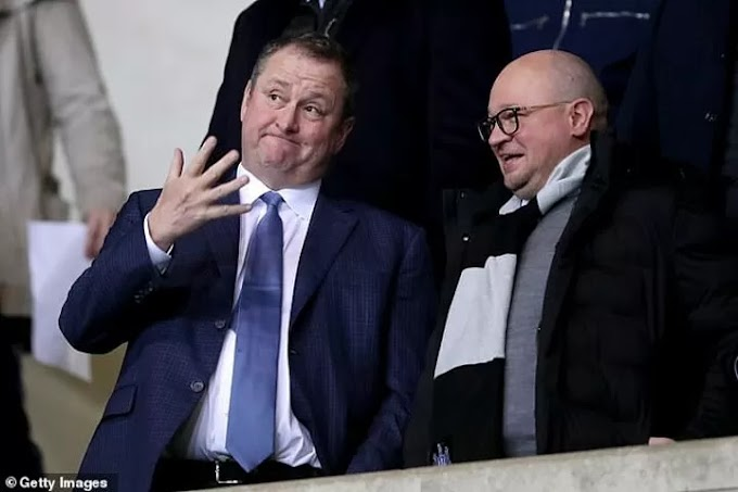 Revealed: Mike Ashley 'interested in buying Derby County' after selling Newcastle United