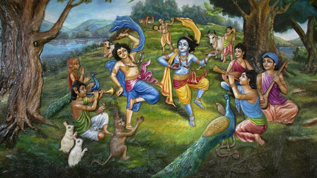 Shri Krishna ke 108 Naam With Meaning