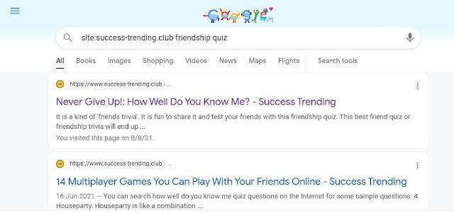 Handy Google search tips