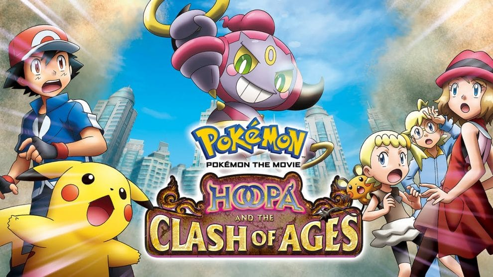 Pokemon Movie 18 Hoopa And Clash Of Ages English Dubbed Download FHD