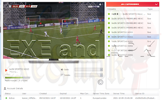 موقع جديد يمنح لك سيرفيرات iptv متجددة لمشاهدة القنوات والمباريات مجانا