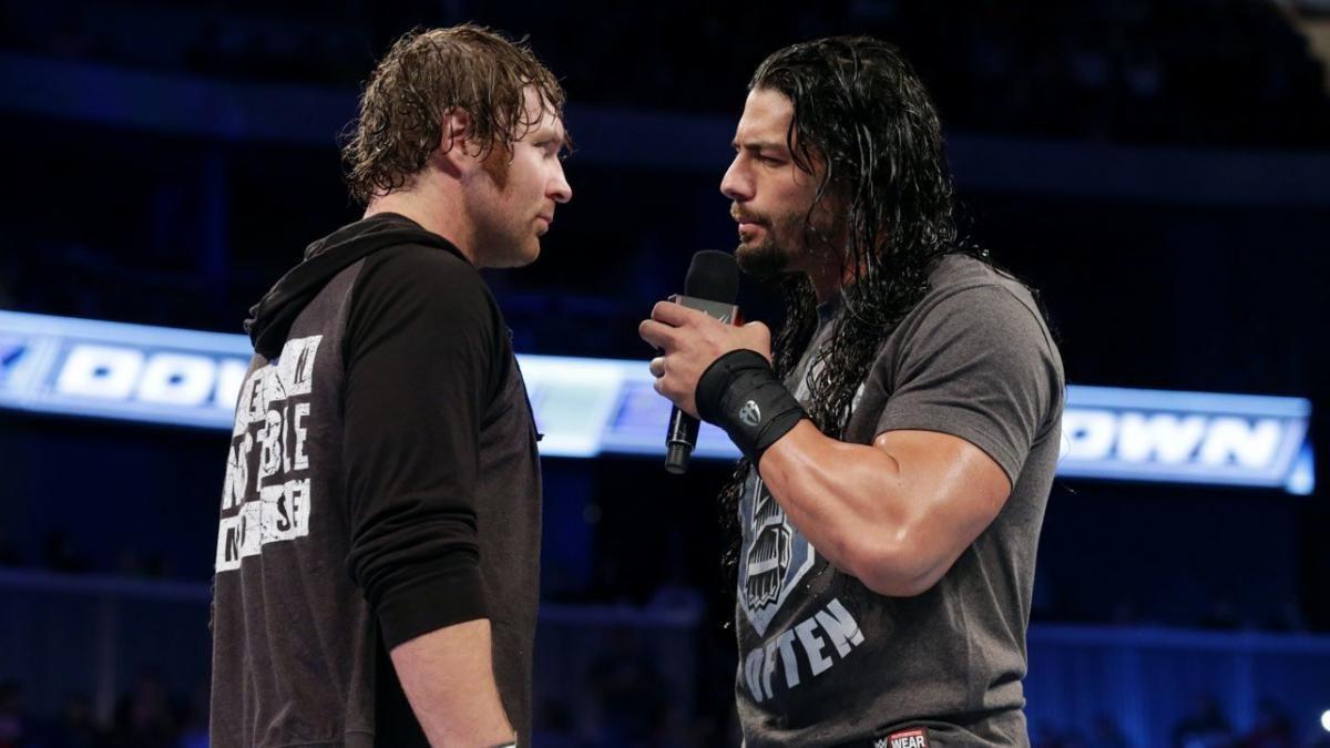 """Roman Reigns afirma que Jon Moxley nunca conseguiria ser """"o cara"""" da WWE"""