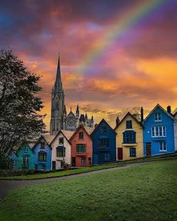 Aesthetic Rainbow