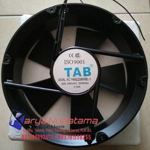 Jual Axial Blower Fan & Accessoris TAB Type XF1752ASH di Kupang