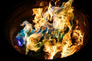 Fire Pit - Photo by Chris Rhoads on Unsplash