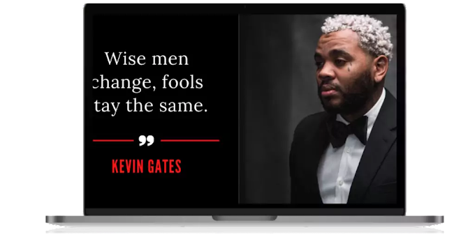 Best 25+ Kevin Gates Quotes To Move On - Short And Unique Quotes