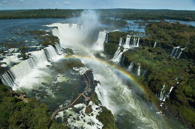 5 motivos para viajar para Foz do Iguaçu! Cataratas do Iguaçu