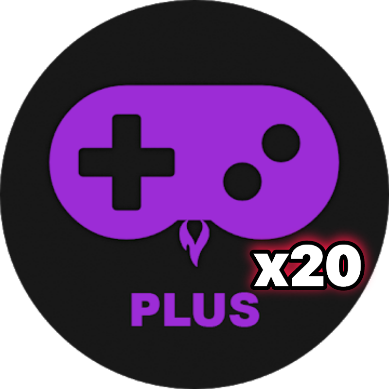 Game Booster x20 Plus 2021