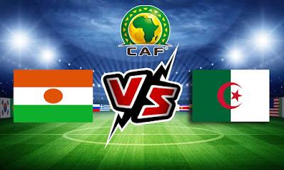 الجزائر و النيجر بث مباشر