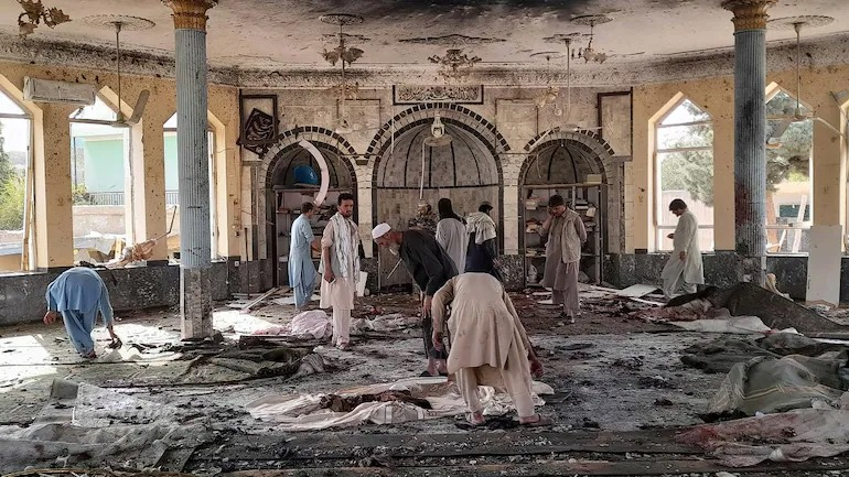 United Nations Security Council has strongly condemned the horrendous terrorist attack against the Shia Mosque in Kandahar province