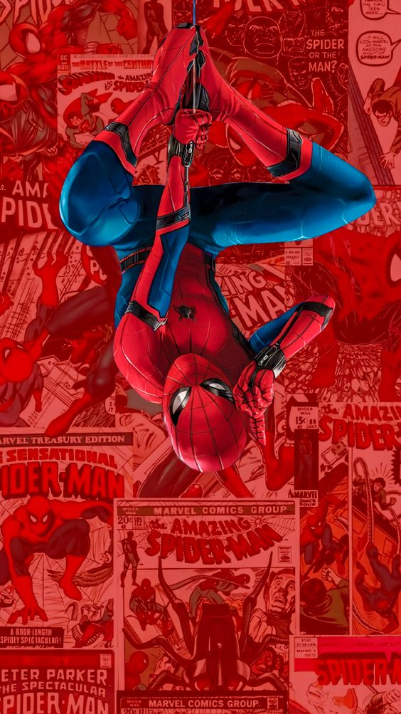 Galleria sfondi Spiderman per Smartphone
