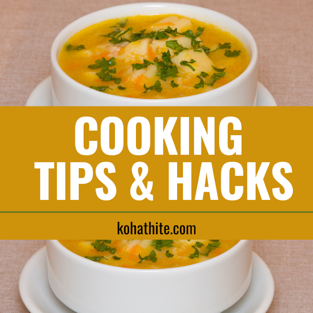 Hints On Making Soups And Stocks -Useful Cooking And Housekeeping Tips And Hacks - The Economical Jewish Cook