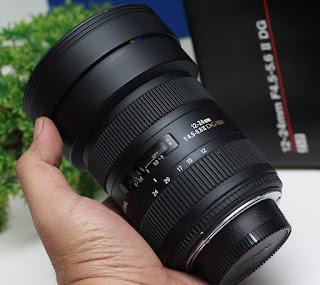 Sigma 12-24 f4.5-5.6 II DG HSM for Nikon