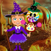 WOW Halloween Pumpkin Land 15