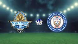 مشاهدة مباراة عزام يونايتد وبيراميدز بث مباشر بتاريخ اليوم 23-10-2021 في كاس الكنفدرلية الافريقية العالمي سبورت