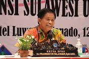 FAS: FKP DPRD Se Sulut Wadah Koordinasi