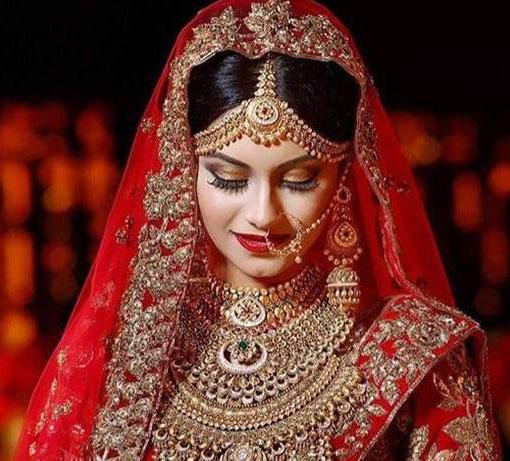 khubsurat dulah ka photo dulhan jewellery set new design