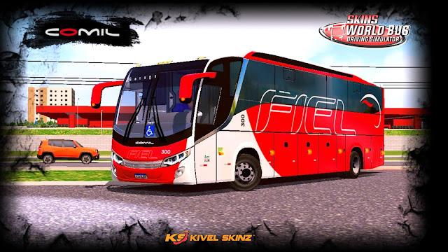 COMIL 1200 4X2 - VIAÇÃO FIEL TURISMO