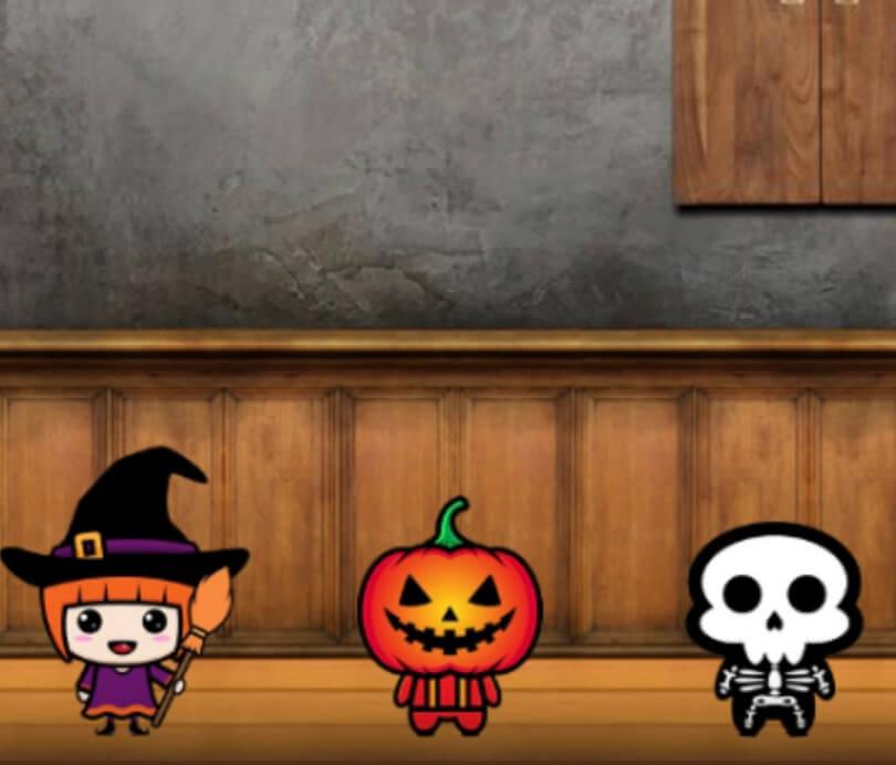 AmgelEscape Halloween Roo…