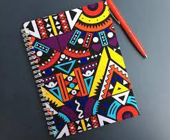 Ankara Notebooks Ankara Book Covers