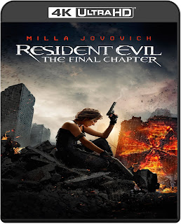 Resident Evil: The Final Chapter [2017] [UHD] [Latino]