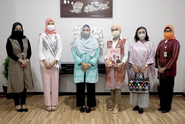 Wagub serukan kompak dukung audisi Pemilihan Putri Indonesia NTB 2021
