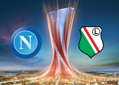 Napoli vs Legia Warsaw Full Match & Highlights 21 October 2021
