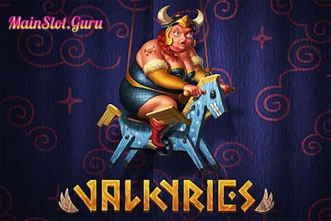 Main Gratis Slot Valkyries (Yggdrasil) | 96.10% Slot RTP