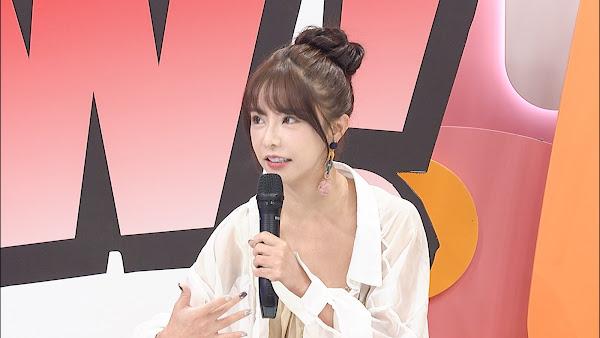 巫苡萱談遇性騷擾的恐怖經驗