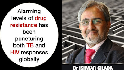 What if TB, HIV medicines stop working? Experts unite against drug resistance