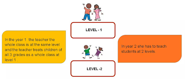 Managing a Multi-level Class in an Oral Classroom