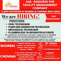 Facility management job
