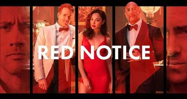 Red Notice Full Movie Watch Download online free - Dwayne Johnson | Ryan Reynolds