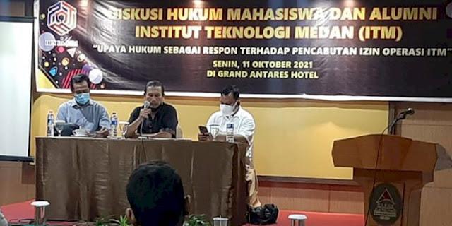 Nadiem Tutup ITM, Praktisi Hukum: Bunuh Tikus Tak Harus Bakar Lumbung