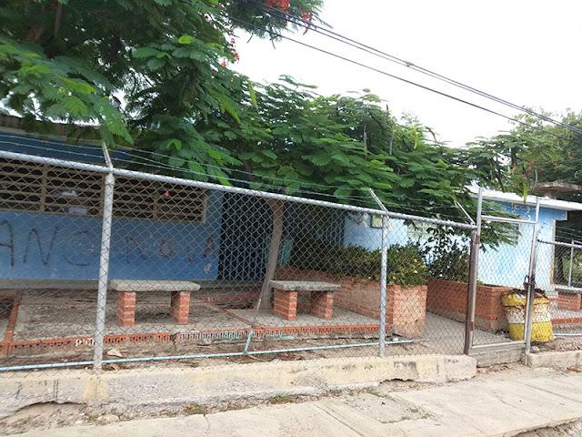 INSTITUCIONES EDUCATIVAS EN CARORA NO ESTÁN APTAS PARA EL REGRESO A CLASES