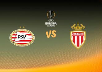 PSV Eindhoven vs AS Mónaco  Resumeny goles