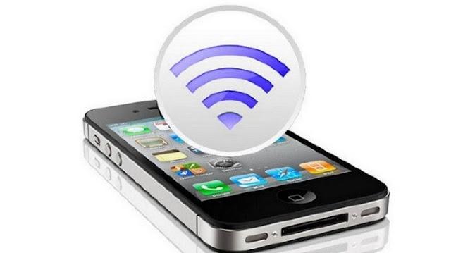 Cara Setting Hotspot iPhone