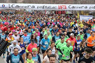 Carrera Popular Aranjuez