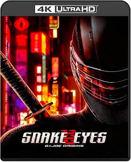 Snake Eyes: G.I. Joe Origins [2021] [UHD] [Latino]