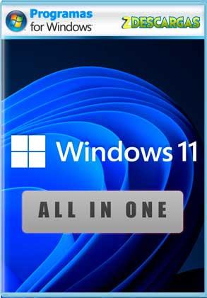 Windows 11 Todo en uno (2021) Español [MEGA y GDrive]