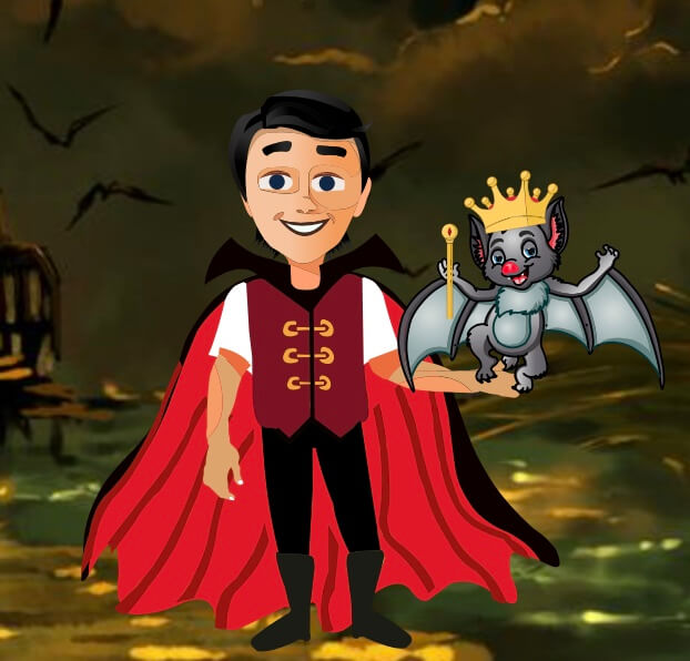 WowEscape Halloween Bat F…