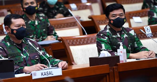 Nama Calon Panglima TNI Segera Diajukan, Tampaknya Pengganti Marsekal Hadi dari Matra Laut