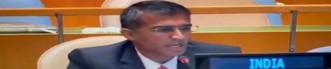 India Slams Pakistan For Raising Kashmir Issue At U.N., Calls It World's Biggest Destabilising Force