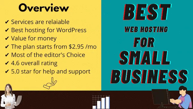 Best Web Hosting For Small Business [Cheap And Easy To Use]