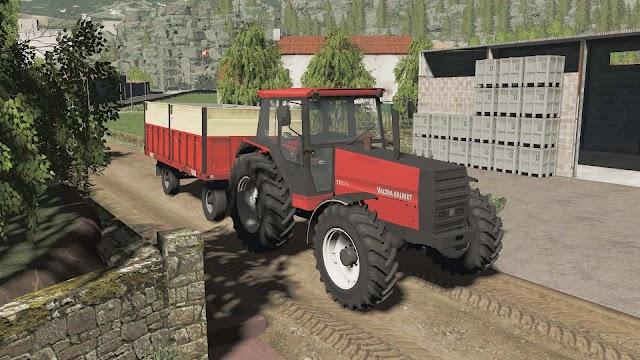 FS19 Valtra Valmet 1180S v3.0