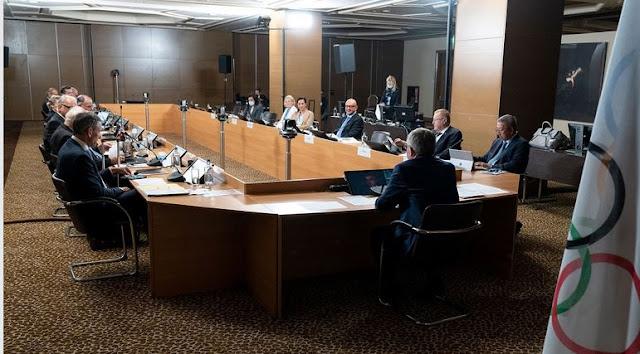 Το συμβούλιο της ΔΟΕ συνεδρίασε στην Αθήνα!