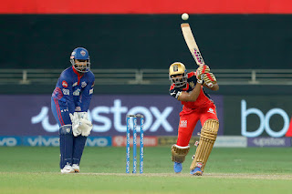 DC vs RCB 56th Match IPL 2021 Highlights