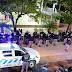 Con la habilitación de locales bailables,  la Policía reforzó los controles  de cada fin de semana en todo el territorio formoseño