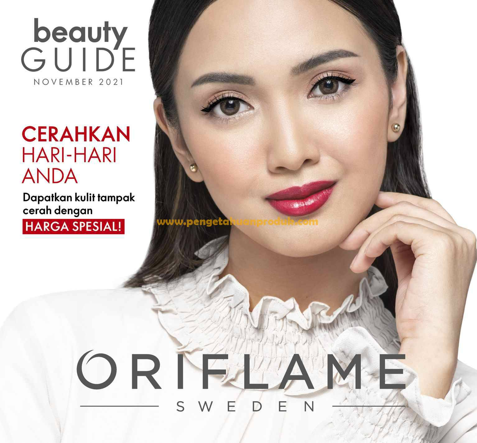 Katalog Promo Oriflame November 2021