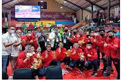 Gunawan Tjokro Apresiasi Tim Wushu DKI Jakarta Sabet 14 Medali di PON XX Papua